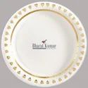White Printed Paper Plate Raw Material