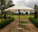 Wooden Patio Garden Umbrella