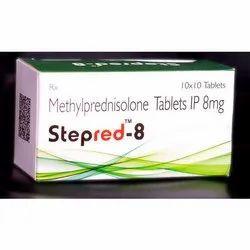 Stepred 8mg Tablets