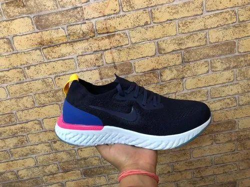 Multicolor Men Nike Epic React Shoes