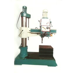 BRDC 411 All Geared Radial Drilling Machine