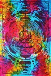 Buddha Printed Tapestry
