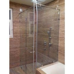 Cubicle Shower