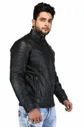 Hammonds Flycatcher Genuine Leather Jacket