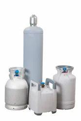 Refrigerant Gas R-22,R-134 a,R-141 a, R-404 a,R-410,R 407 C,