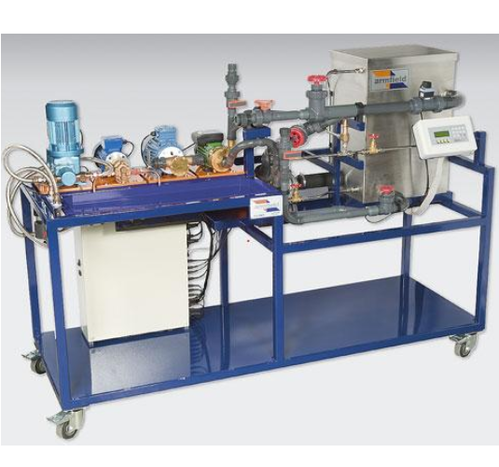 Engineering Teaching and Research Equipment - F C Na Series Fluid