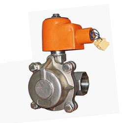 Piston Type Solenoid Valve