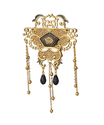 Antique & Ethnic Mens Designer Brooches