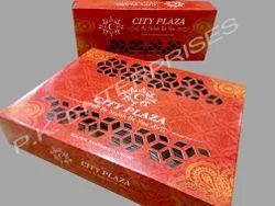 Plain Saree Packaging Box