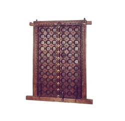 Collectors Corner Rosewood Door