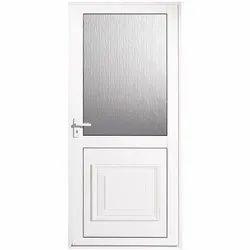 Rectangular Aluminum Bathroom Door