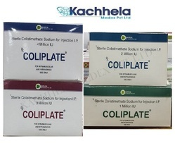 Coliplate  1 % 2%,3% Million IU Injection