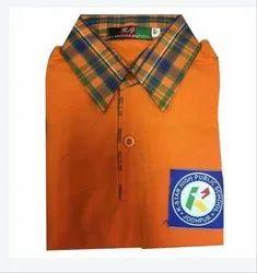Orange School Summer T-Shirt