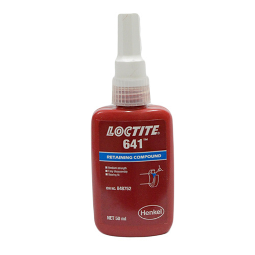 Industrial Grade Loctite 641 Retaining Compound, Packaging Size: 50ml
