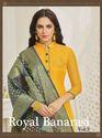 Party Wear Multi Color Shagun Royal Banarasi Vol 3 Dress Material