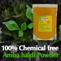 Herbal Hills Ayurvedic Ambehaldi Powder 1kg - Skin Care & Healthy Digestion