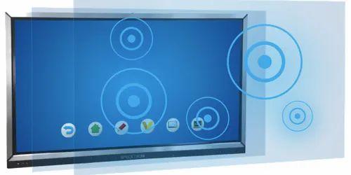 Black UDX65 SPECKTRON Interactive LED Display Panel, Size/Dimension