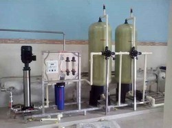 4000 LPH RO Plant With Ultraviolet
