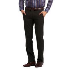 Small Cotton Mens Formal Pant