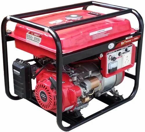 3kva Petrol/kerosene/lpg/diesel Generator