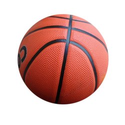 Cosco Rubber Round Polyurethane Basketball, Size: 7 Inch