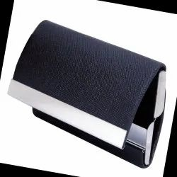 Double Side ATM Card Holder (Black)