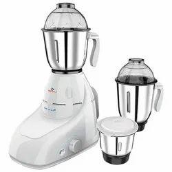 ABS Plastic 500 W Bajaj GX-8 Juicer Mixer Grinder, Capacity(Litre): 1 Liter