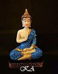 Resin Sitting Buddha Statue