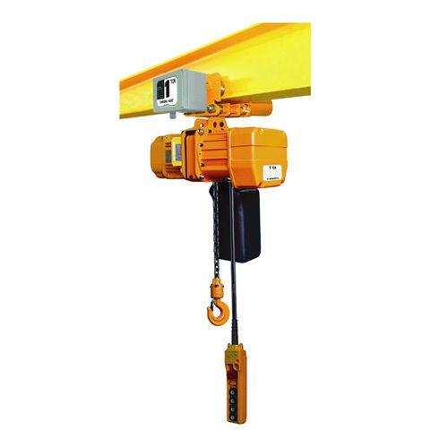 Electric Hoist Crane Capacity 0 1 Ton Rs 50000 Piece