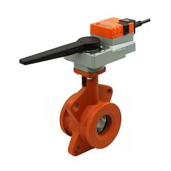 Motorized Bellows Seal Control Valve