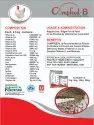 Broiler Feed Premix (Compfeed B)