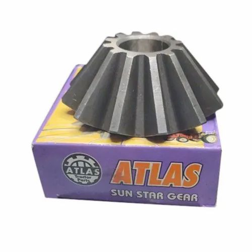 Altas Alloy Steel Tractor Sun Star Differential Gears, Size: 7 Inch