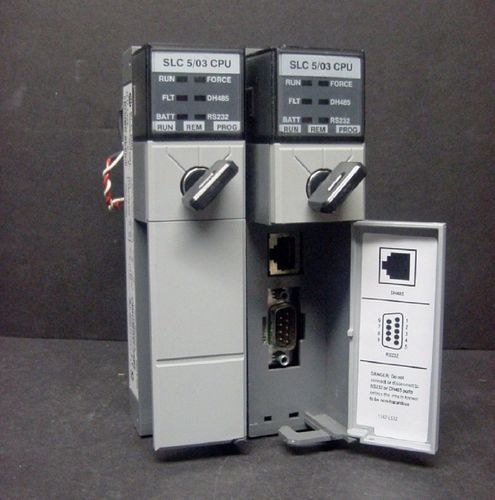 1747 l531 allen bradley slc 500 slc 5 03 processor 500x500 - The History of the SLC500