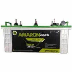 Lead Acid Battery Amaron Current Tabular Battery, Model Name/Number: Crtd100st30, 12 V