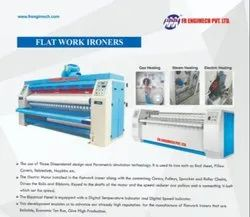 Flatwork Ironer Machine