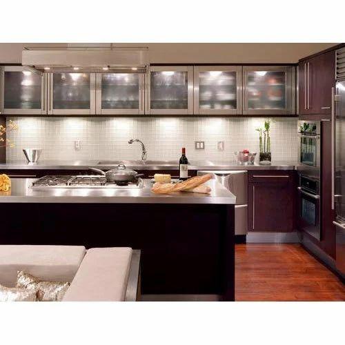 Stylish Kitchen Cabinet