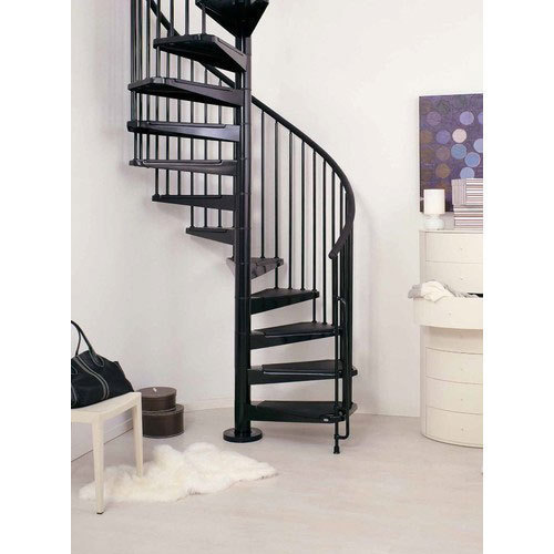 Spiral Staircase Railing, for Residential
