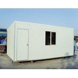 MS/FRP Office Cabin