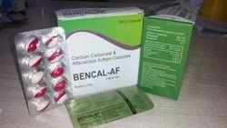 Calcium Carbonate Alfacalcidol Soft Gel Capsules