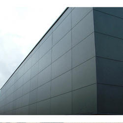 Polymer Exterior Wall Cladding Panel, for Walls
