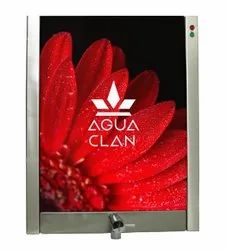 Wall Mountable Electric Domestic UV Water Purifier, Model Name/Number: Agdom +uv
