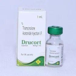 Triamcinolone Acetonide Injection IP 40mg