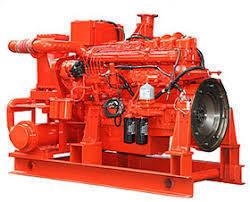 Kirloskar Fire Fighting Pumps Parts