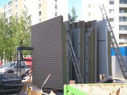 VME Facade Cladding Wall