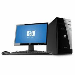 Window 320GB HP Desktop, Screen Size: 17 inch, 1 Year