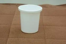 taka Tak White 250ml Disposable Glass With Lid