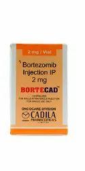 Bortecad Bortezomib 2 Mg Injection