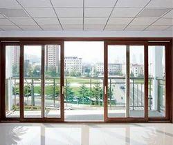 Sliding glass door manufacturers suppliers dealers in noida sliding glass door planetlyrics Image collections