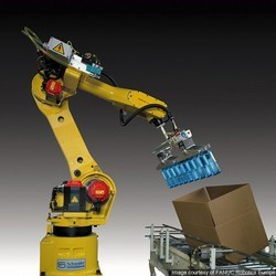 Palletizing Application Robot