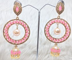 Hanging Multicolor Fashion Earring